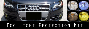 09-12 Audi A4 and S4 Fog Light Protection Kit