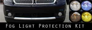 11-19 Dodge Durango Fog Light Protection Kit