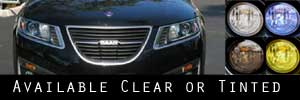 11-12 Saab 9-5 Headlight Protection Kit