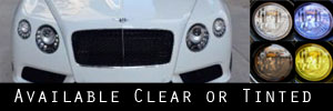 12-16 Bentley Continental GT Headlight Protection Kit