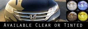 12-14 Honda CR-V Headlight Protection Kit