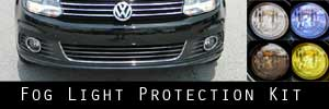 12-16 Volkswagen Eos Fog Light Protection Kit
