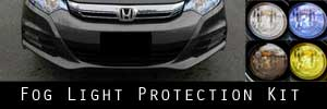12-14 Honda Insight Bumper Light Protection Kit