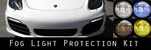 13-16 Porsche Boxster Bumper Light Protection Kit