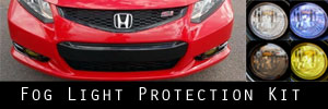 13 Honda Civic Coupe Si Fog Light Protection Kit