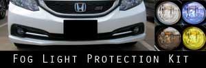 13-15 Honda Civic Si Sedan Fog Light Protection Kit