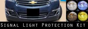 13-17 Chevrolet Traverse Signal Light Protection Kit