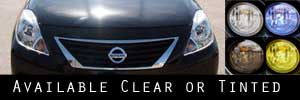 12-14 Nissan Versa Headlight Protection Kit