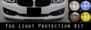 14-18 BMW 3 Series GT Fog Light Protection Kit
