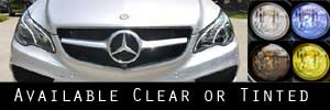 14-16 Mercedes-Benz E Class Sedan Headlight Protection Kit