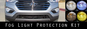 13-16 Hyundai Santa Fe Fog Light Protection Kit