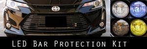 14-15 Scion tC LED Bar Protection Kit