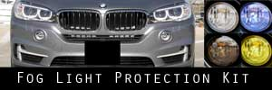 14-18 BMW X5 Fog Light Protection Kit