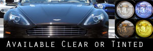 13-16 Aston Martin DB9 Headlight Protection Kit
