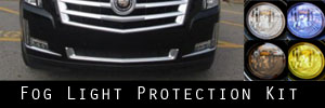 15-18 Cadillac Escalade Fog Light Protection Kit
