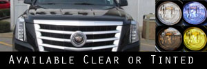 15-18 Cadillac Escalade Headlight Protection Kit