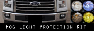 15-17 Ford F150 Fog Light Protection Kit