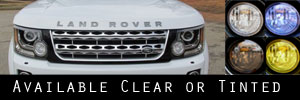 14-16 Land Rover LR4 Headlight Protection Kit