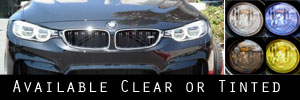 15-18 BMW M4 Headlight Protection Kit