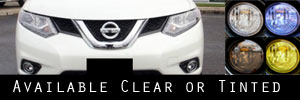 14-16 Nissan Rogue Headlight Protection Kit