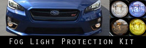 15-17 Subaru WRX, and STI Fog Light Protection Kit