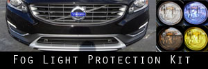 15-18 Volvo V60 Fog Light Protection Kit