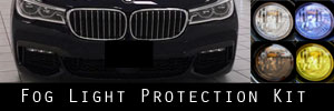 16-18 BMW 7 Series Fog Light Protection Kit