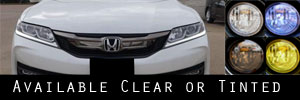 16-17 Honda Accord Coupe Headlight Protection Kit