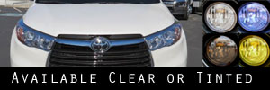 14-16 Toyota Highlander Headlight Protection Kit