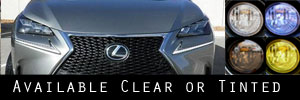 15-18 Lexus NX Headlight Protection Kit