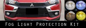 16-18 Mitsubishi Outlander Sport Fog Light Protection Kit