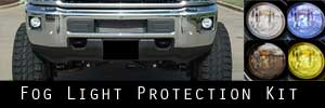 15-18 Chevrolet Silverado HD Fog Light Protection Kit