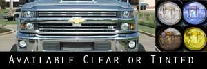 15-18 Chevrolet Silverado 2500 3500 Headlight Protection Kit