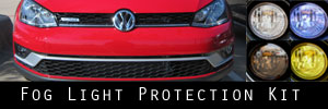 17-19 Volkswagen Golf Alltrack Fog Light Protection Kit