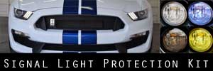 16-18 Ford Shelby GT350 Front Signal Light Protection Film