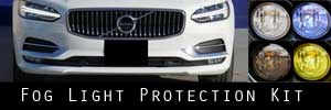 17-18 Volvo S90 Fog Light Protection Film Kit