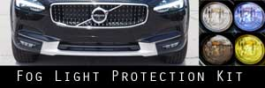 17-18 Volvo V90 Fog Light Protection Film Kit