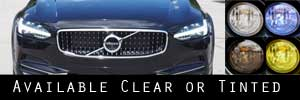 17-18 Volvo V90 Headlight Protection Kit