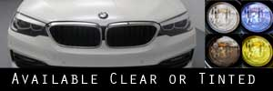 18-20 BMW 5 Series Headlight Protection Kit