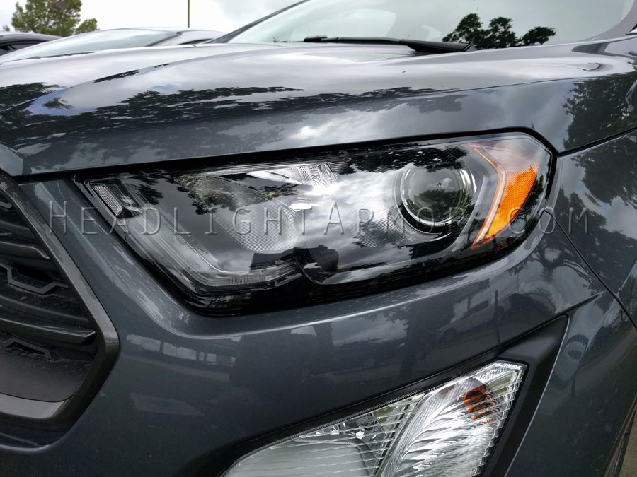 18 Ford Ecosport Headlight Protection Film Kit