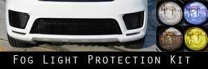 18 Land Rover Range Rover Sport Fog Light Protection Kit