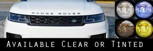 18 Land Rover Range Rover Sport Headlight Protection Kit