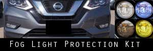 17-19 Nissan Rogue Fog Light Protection Kit