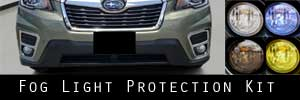 19 Subaru Forester Fog Light Protection Kit