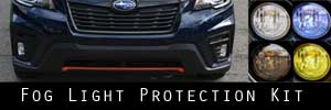 19-20 Subaru Forester Fog Light Protection Kit