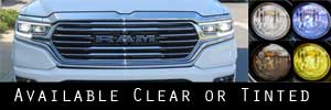 19-21 RAM Limited / Laramie Longhorn Headlight Protection Kit