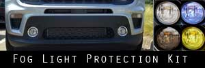 19-20 Jeep Renegade Fog Light Protection Kit