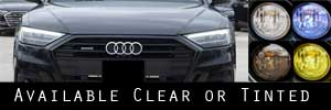 19-20 Audi A8 S8 Headlight Protection Kit