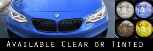 14-18 BMW 2 Series Headlight Protection Kit