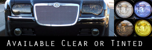 05-10 Chrysler 300C and 300 SRT8 Headlight and Fog Light Protection Kit